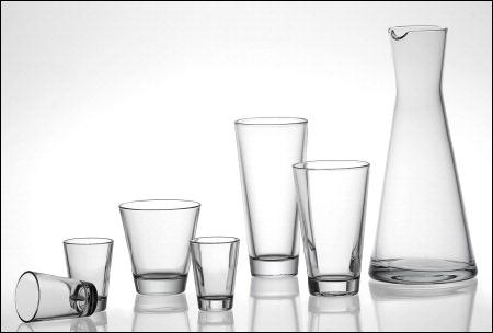 Bicchieri Leonardo Ciao acqua
