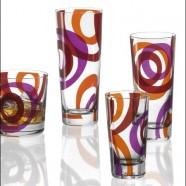 Bicchieri Leonardo Circles