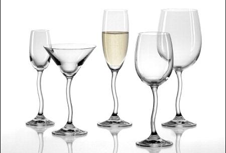Bicchieri Leonardo Jazz grappa