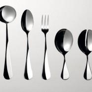 Cucchiaio portata per insalata e riso Driade Kosmo Paloma