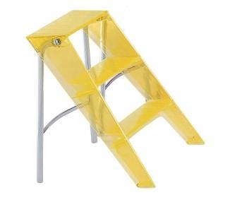 Scaletta Kartell Upper giallo cedro