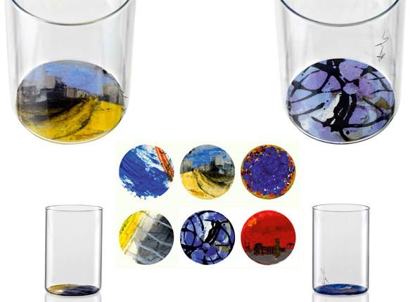 Bicchieri Parise Vetro sorsi d'autore