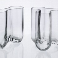 Vaso vetro Leonardo Redor douple