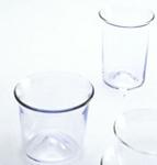 Bicchiere vetro Driade Kosmo Can II