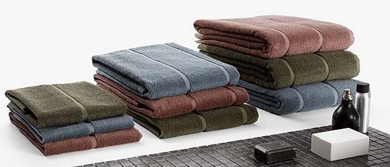Asciugamano bagno ospite Cierre Hamman Bordeaux