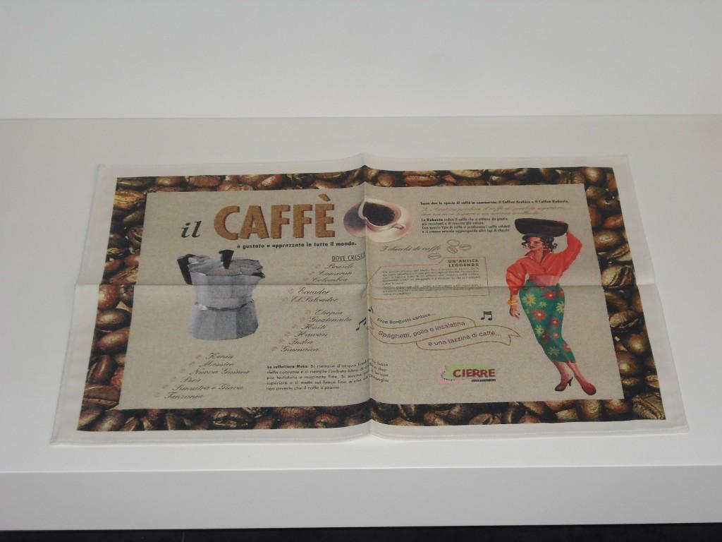 Canovaccio Cierre il caffè