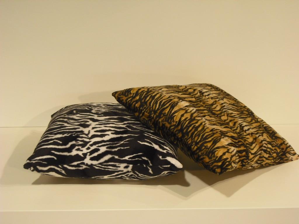 Set 2 cuscino decorativo Wasabi tigre