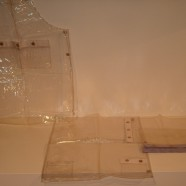 Set 4 Tovaglietta Americana Cierre Pvc/glicine