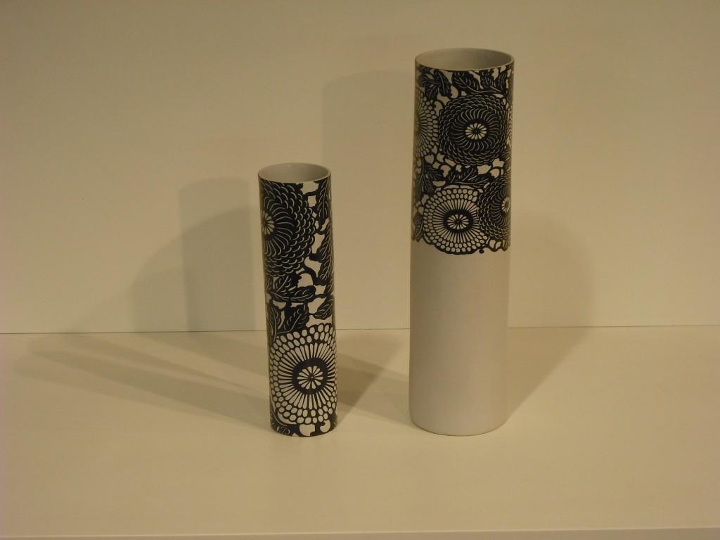 Vaso ceramica Cierre Blumen