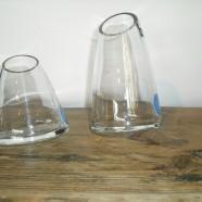 Vaso vetro GIARDINO SPRINGFLOWER Leonardo