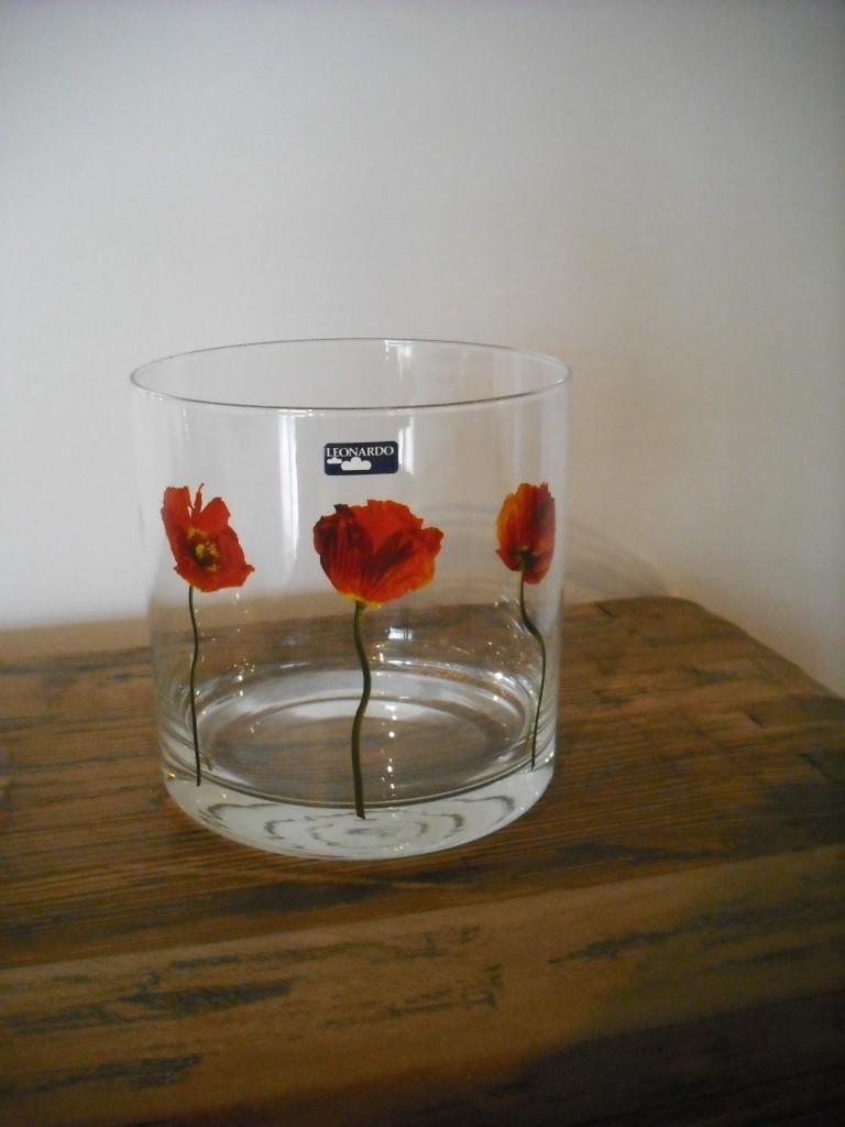 Vaso vetro MOHON Leonardo