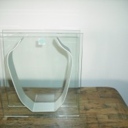 Vaso vetro HIGH GARDEN Leonardo
