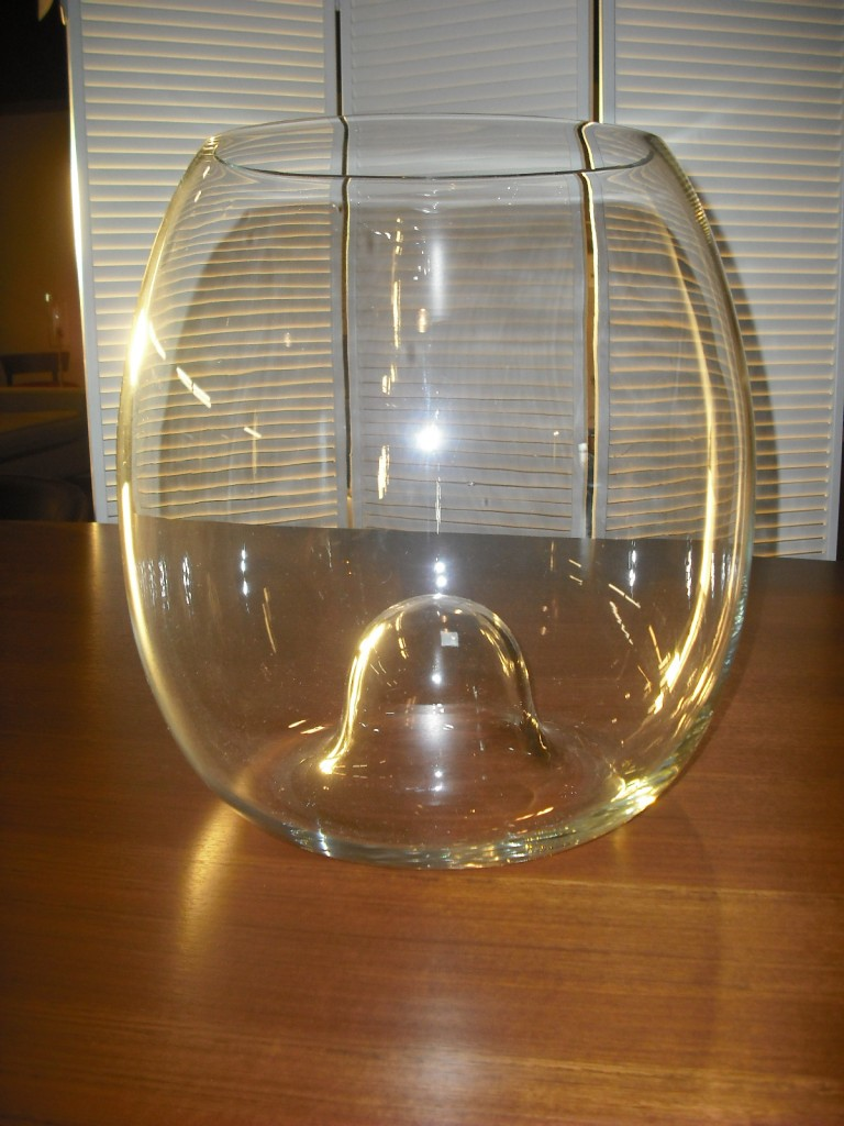 Vaso vetro OBJET 40 EASY FEELING