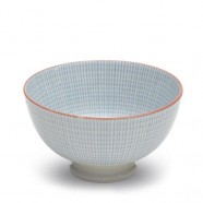TUE Zafferano Set 6 Bowl Piccola Fantasia ACQUAMARINA