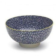 TUE Zafferano Bowl Grande Fantasia BLU